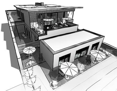 wohnhaus s in w rzburg mayarchitekten. Black Bedroom Furniture Sets. Home Design Ideas